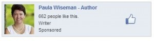 FB page like ad