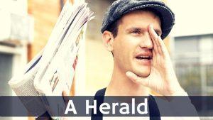 A Herald