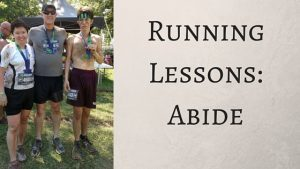 Running Lessons-Abide