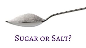 Sugar or Salt-