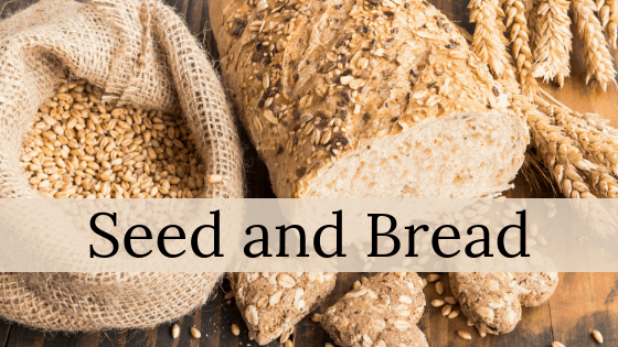 Seed and Bread title graphic