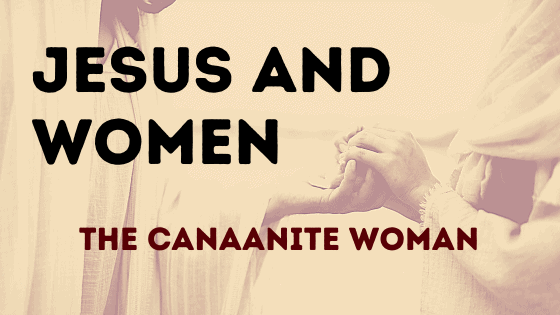 The Canaanite Woman title graphic