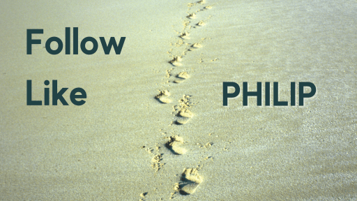 Follow Like Philip title graphic