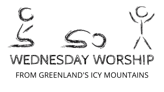 From Greenland's Icy Mountains title graphic