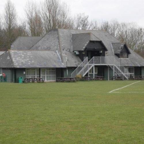 Paul Blacker New ash Green Rugby Club Clinic