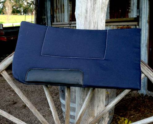 Image of a saddle pad by Paul Buckland