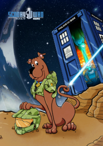 Scooby Who: Halo Wars