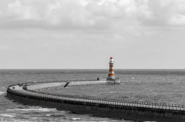 Roker Lighthouse, Sunderland