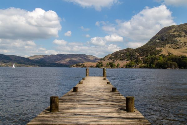Ullswater from the Jetty at The Inn on the Lake