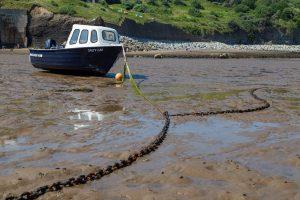 Low Tide at Robin Hoods Bay