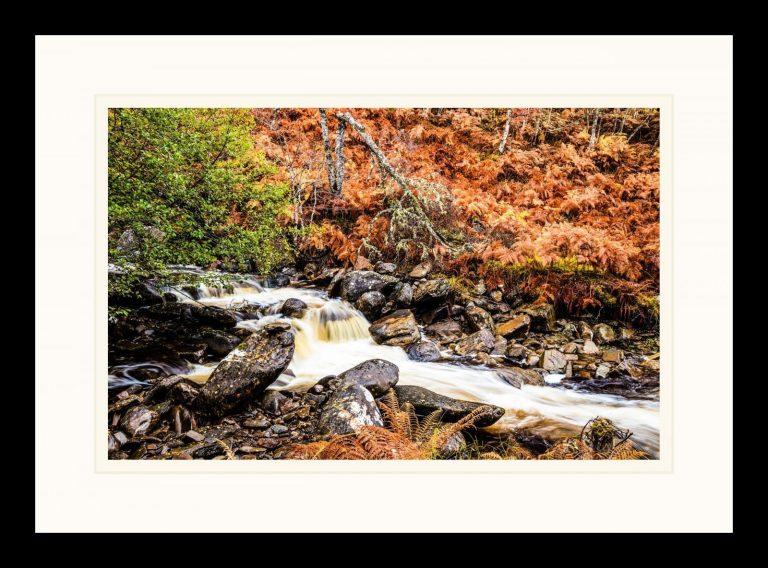 Dog Falls, Glen Affric