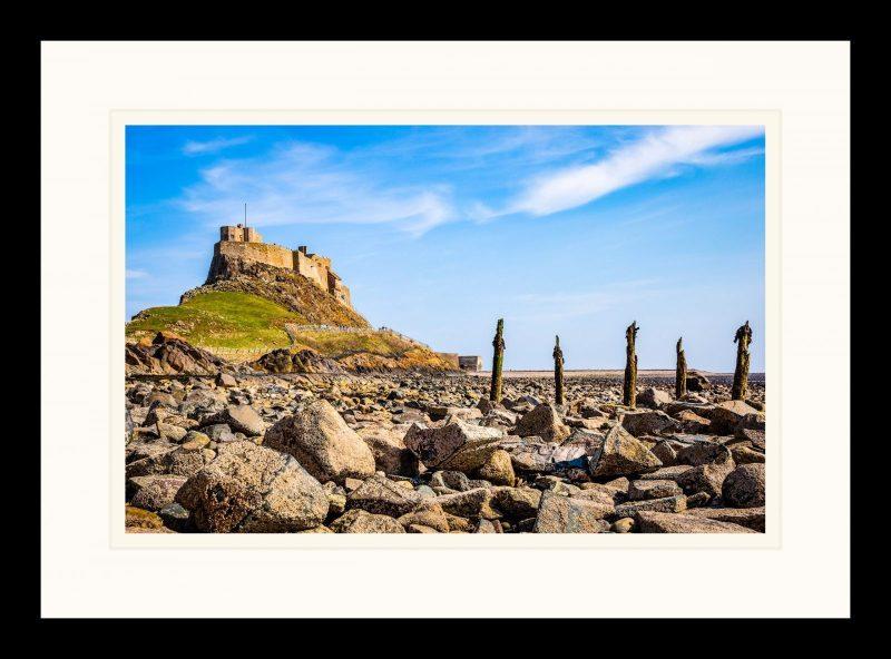 Northumberland - Lindisfarne Castle