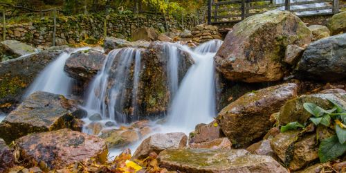 Waterfall, Buttermere