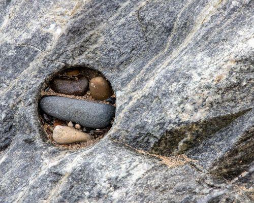 Rock hole