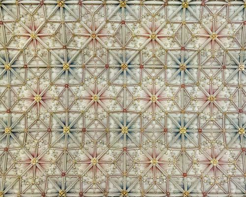 Roof in Canterbury Cathedral