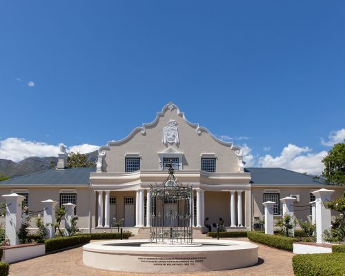 Franschhoek Town Hall