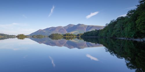 Reflections on Derwentwater