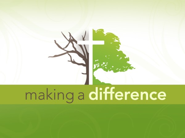 making difference pastor paul