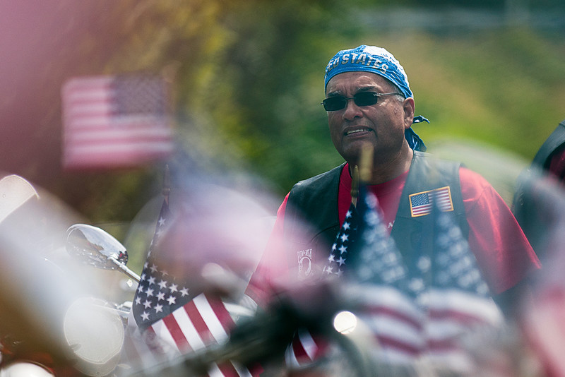 © Paul Conrad/The Bellingham Herald - Thousands lined Peace Portal Drive to watch almost 100 floats pass by during the Old Fashioned 4th of July parade in Downtown Blaine, Wash.,  on Friday July , 2014.