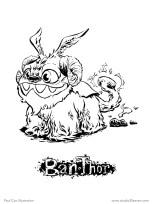 Bantha + Thor