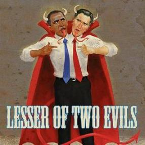 Obama and Romney – Gangsters for Fascism