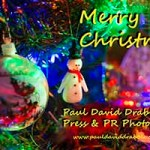 Christmas Card Tree Decoration