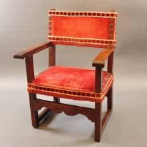 Antique Spanish Armchair De Grande Furniture
