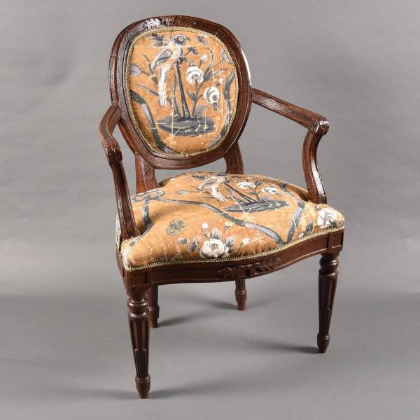 French Antique Furniture Chair
