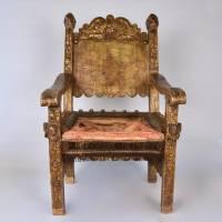 16th century Mexican chair | Paul de Grande Antique
