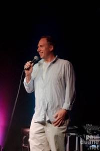 SLC stand up comic Rick Aaaron