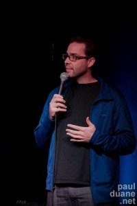 SLC comedian Andy Farnsworth