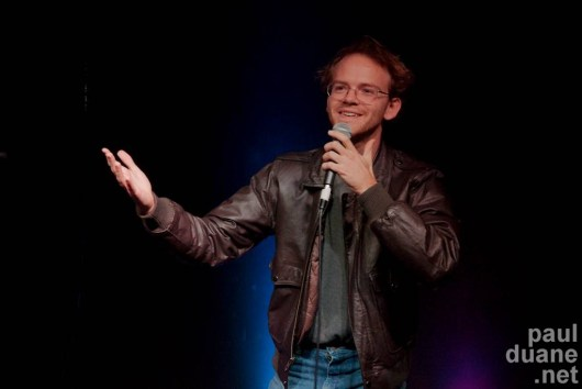 Marty Jacobs, Salt Lake City comedian