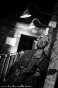 singer / songwriter Colin Robison
