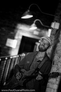 singer / songwriter Colin Robison