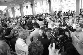 Gary Johnson Libertarian Presidential Rally in SLC Utah