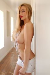 Kendra Sunderland, The Library Girl, nude photo