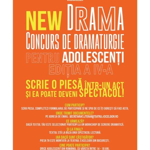 Concurs de dramaturgie