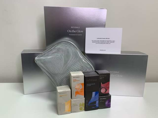 RATIONALE travel kit - limited edition