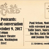 Oct 9 Postcard Panel