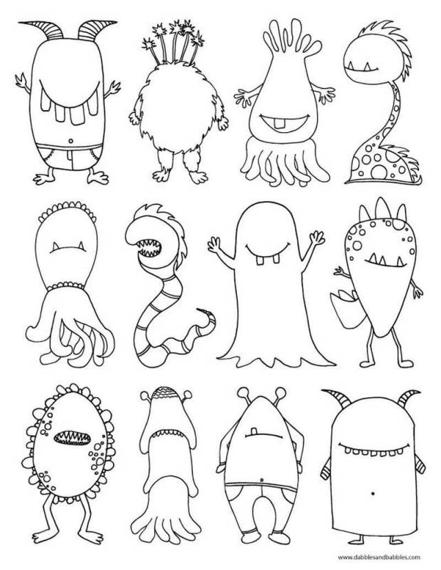 The 14 Best Colouring Pages for Kids for Long Days at home - Paul