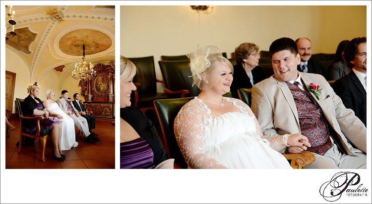 Kirchliche Trauung und standesamtliche Eheschlieung