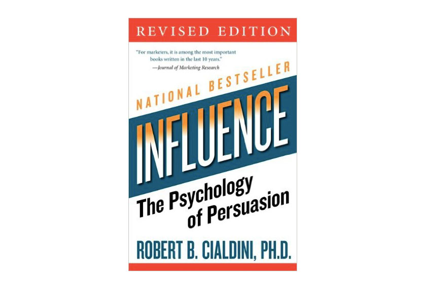 Influence by Dr Robert Cialdini