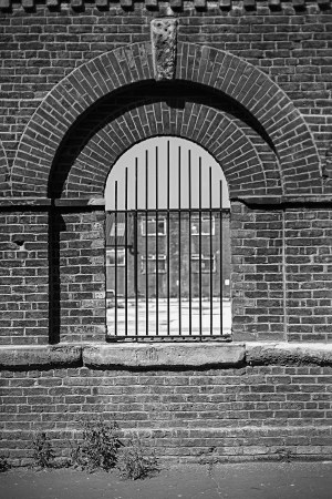 Ancoats Archways Manchester Urban Black and White Landscape Manchester Landscapes Architecture