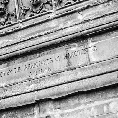 Erected by the people of Manchester Landscape Photo Manchester Landscapes Architecture
