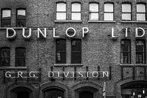 Manchesters Industrial Past Black and white Urban landscape Manchester Landscapes Architecture