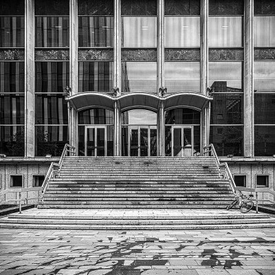 Manchester Magistrates Architecture Black and White Landscape Manchester Landscapes Architecture