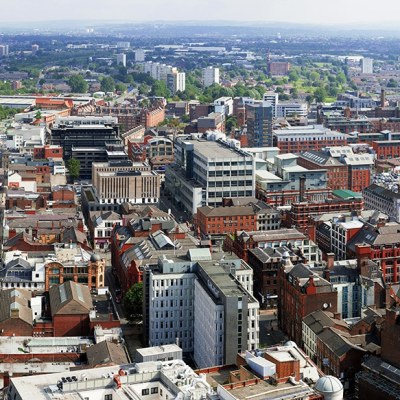 Northern Quarter & Ancoats Skyline Panoramic Landscapes Ancoats