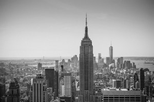 The Empire State Building Skyline New York Landscapes Architecture