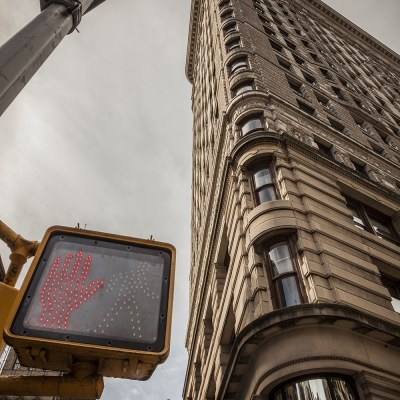 The Flatiron New York Architectural Photograph New York Landscapes Architecture