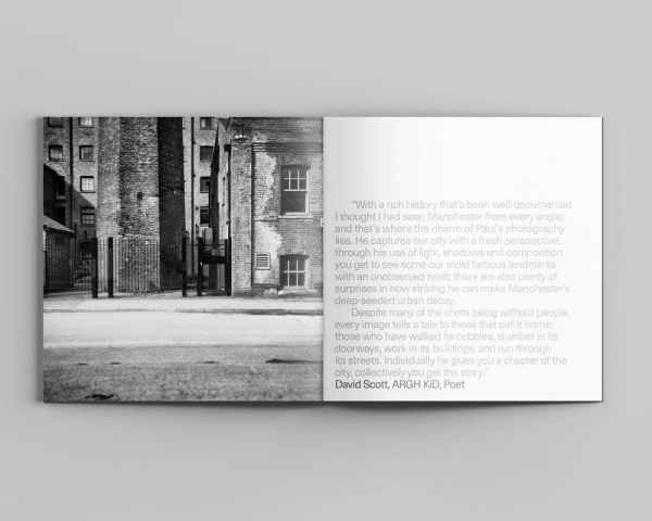 Made of Manchester Photo Book Gift Ideas Coffee table book 3